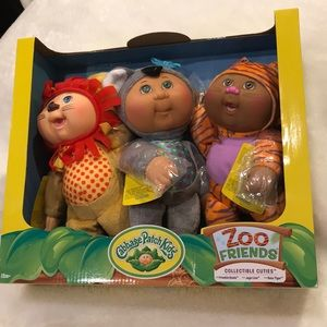 Zoo Friends Collectible Cuties